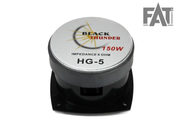 Black Thunder HG-5 Hochtöner/Ringradiator