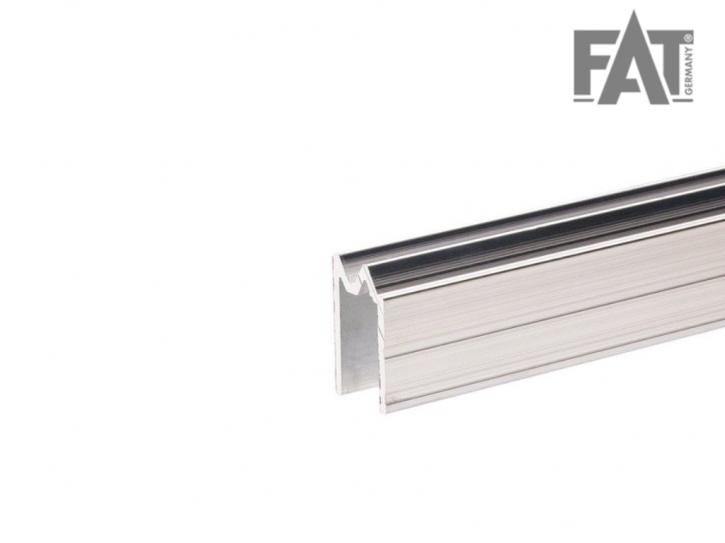 Aluminium-Hybrid-Schließprofil