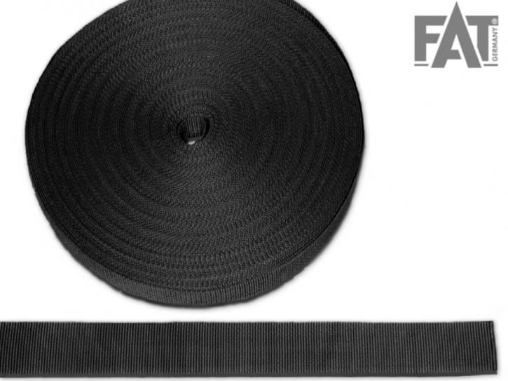 Polypropylenband 50mm schwarz
