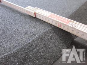 B-WARE: Akustikschaum T25P20R (1 Platte)