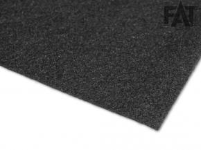 Filz-Bespannstoff schwarz
